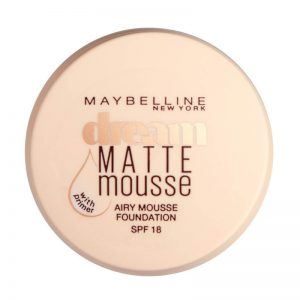 موسDream Matte باSPF15 میبلین شماره 10