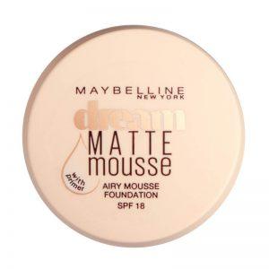 موس Dream Matte با SPF15 میبلین شماره 30