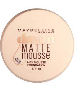 موس Dream Matte با SPF15 میبلین شماره 32