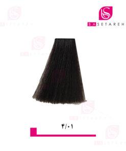 رنگ موی شماره 4.01 کارال