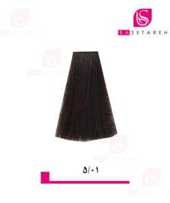 رنگ موی شماره 5.01 کارال