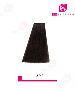 رنگ موی شماره 6.01 کارال
