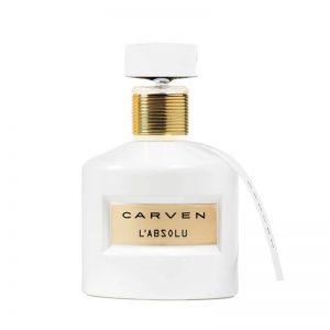ادوپرفیوم زنانه کغون مدل Carven L'Absolu حجم ۵۰ میل