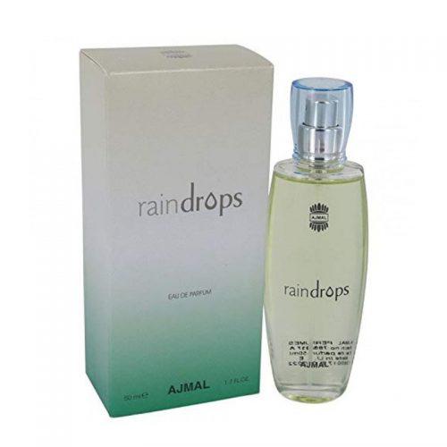 ادوپرفیوم زنانه اجمل مدل Raindrops حجم ۵۰ میل