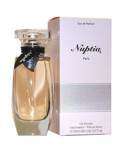 ادوپرفیوم زنانه پاریس بلو مدل Nuptia حجم ۱۰۰ میلی لیتر