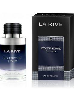 ادوتویلت مردانه لا رایو مدل Extreme Story حجم ۷۵ میل
