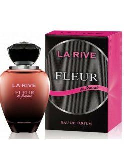 ادوپرفیوم زنانه لا رایو مدل Fleur de Femme حجم ۹۰ میل