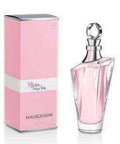 ادوپرفیوم زنانه مبوسن مدل Rose Pour Elle حجم ۱۰۰ میل