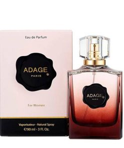 ادوپرفیوم زنانه پاریس بلو مدل Adage حجم ۹۰ میل