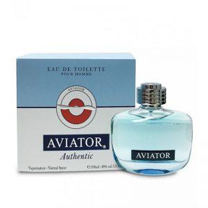 ادوتویلت مردانه پاریس بلو مدل Aviator Authentic حجم ۱۰۰ میل