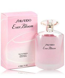 ادوتویلت زنانه شیسیدو مدل Ever Bloom حجم ۹۰ میل