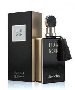 ادوپرفیوم زنانه استاندال مدل Elixir Noir حجم ۹۰ میل