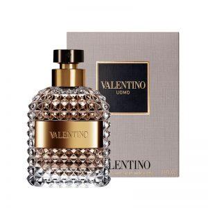 ادوتویلت مردانه ولنتینو مدل Valentino Uomo حجم ۱۰۰ میل