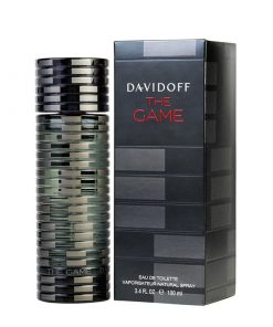 ادوتویلت مردانه دیویدوف مدل The Game حجم ۱۰۰ میل