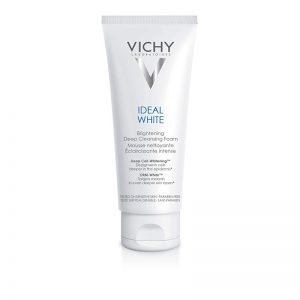 فوم پاک کننده و روشن کننده پوست ویشی مدل Ideal White