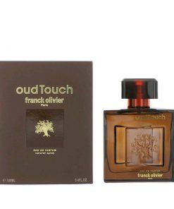 ادوپرفیوم مردانه فرانک اولیویه مدل Oud Touch حجم ۱۰۰ میل