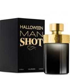 ادوتویلت مردانه هالووین مدل Man Shot حجم ۱۲۵ میل