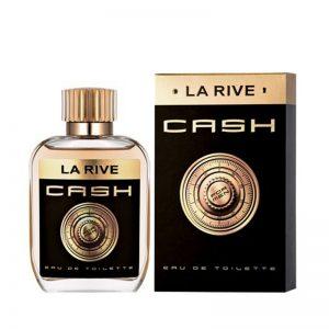 ادوتویلت مردانه لا رایو مدل Cash حجم ۱۰۰ میل