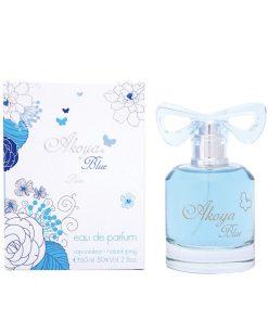 ادوپرفیوم زنانه پاریس بلو مدل Akoya Blue حجم ۶۰ میلی لیتر