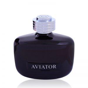 ادوتویلت مردانه پاریس بلو مدل Aviator Black Leather حجم ۱۰۰ میل