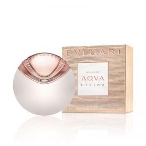 ادوتویلت زنانه بولگاری مدل Aqva Divina حجم ۶۵ میل