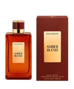 ادوپرفیوم زنانه و مردانه دیویدف مدل Amber Blend حجم ۱۰۰ میل