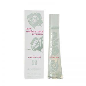 ادوتویلت زنانه ژیوانشی مدل Very Irresistible Givenchy Electric Rose حجم ۵۰ میل