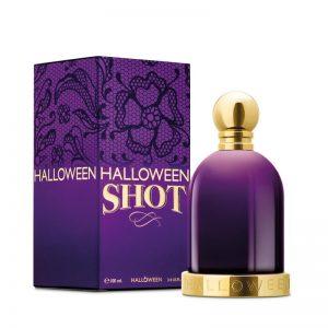 ادوتویلت زنانه هالووین مدل Halloween Shot حجم ۱۰۰ میل