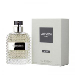 ادوتویلت مردانه ولنتینو مدل Valentino Uomo Acqua حجم ۱۲۵ میل