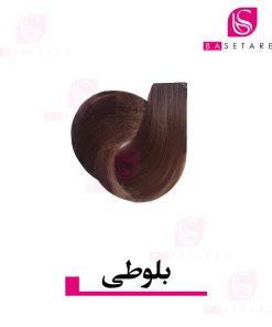 رنگ موی بلوط یومی