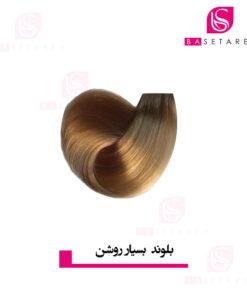 رنگ موی بلوند بسیار روشن استایکس