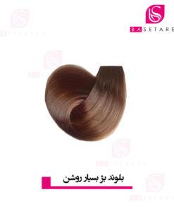 رنگ موی بلوند بژ بسیار روشن استایکس