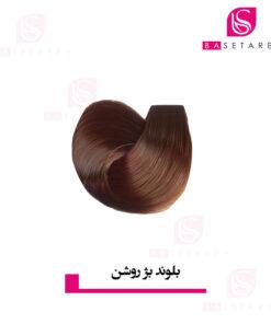 رنگ موی بلوند بژ روشن استایکس