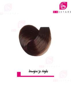 رنگ موی بلوند بژ متوسط استایکس
