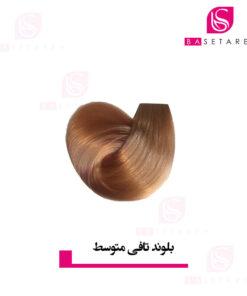 رنگ موی بلوند تافی متوسط استایکس