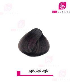 رنگ موی بلوند دودی قوی دوپیر