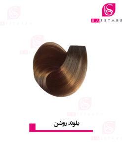رنگ موی بلوند روشن استایکس