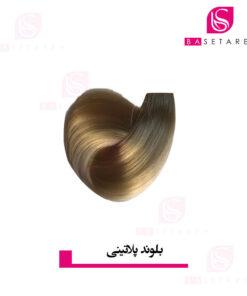 رنگ موی بلوند پلاتینی استایکس