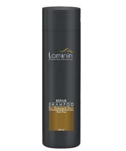 شامپو موهای آسیب دیده لامینین