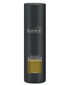 شامپو موهای خشک و معمولی لامینین