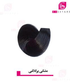 رنگ موی مشکی پرکلاغی استایکس
