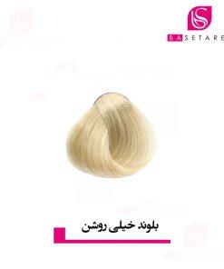 رنگ موی بلوند خیلی روشن آکوارلی