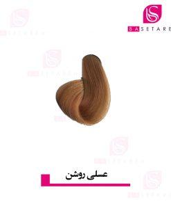 رنگ موی عسلی روشن ایتالی رژ