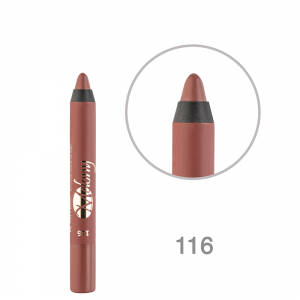 رژ لب مدادی ملونی 116