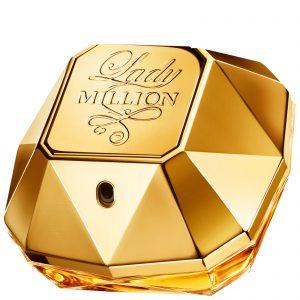 ادوپرفیوم زنانه لیدی میلیون پاکو رابان Paco Rabanne Lady Million