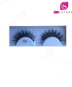 مژه جفتی مو طبیعی T12 ALTER