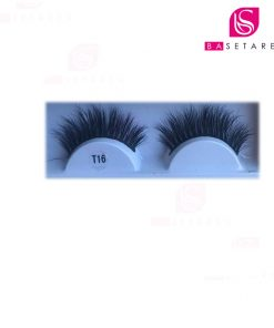 مژه جفتی مو طبیعی T16 ALTER