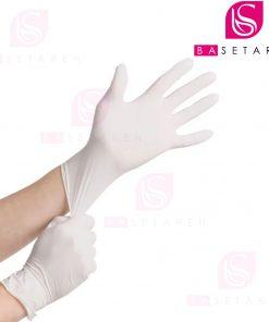 دستکش رنگ مو