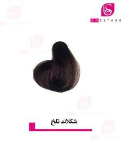 رنگ موی شکلات تلخ ایتالی رژ