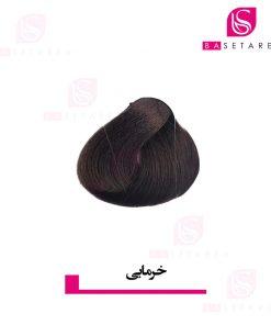 رنگ موی خرمایی فور گرلز